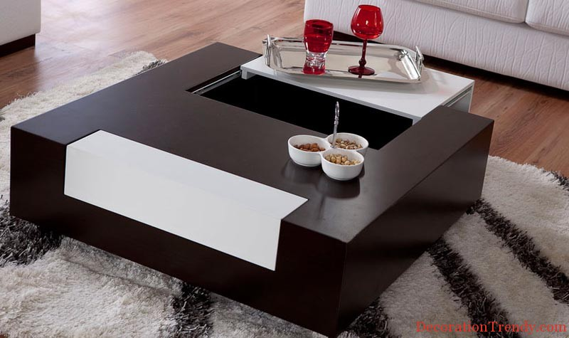 2014 Contemporary Coffee Tables