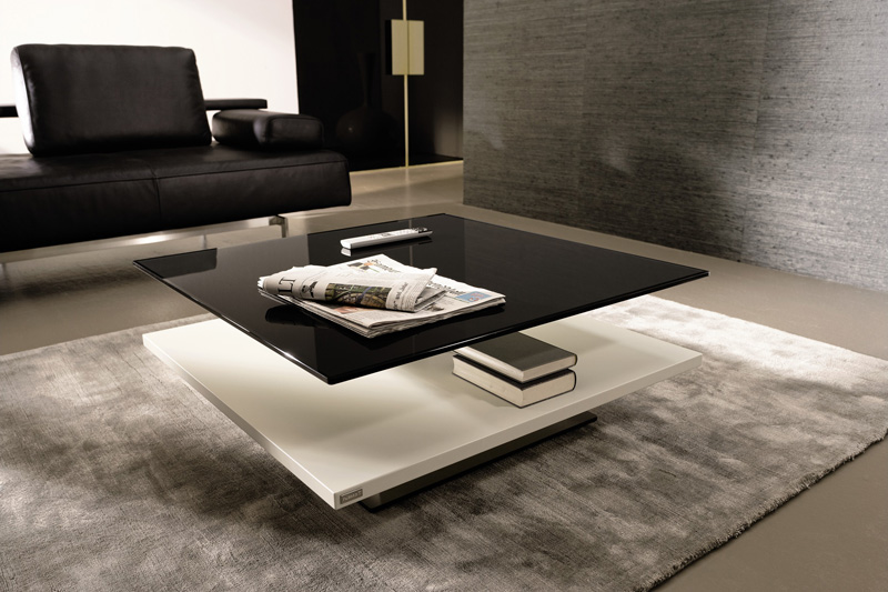 Amazing And Contemporary Coffee Tables