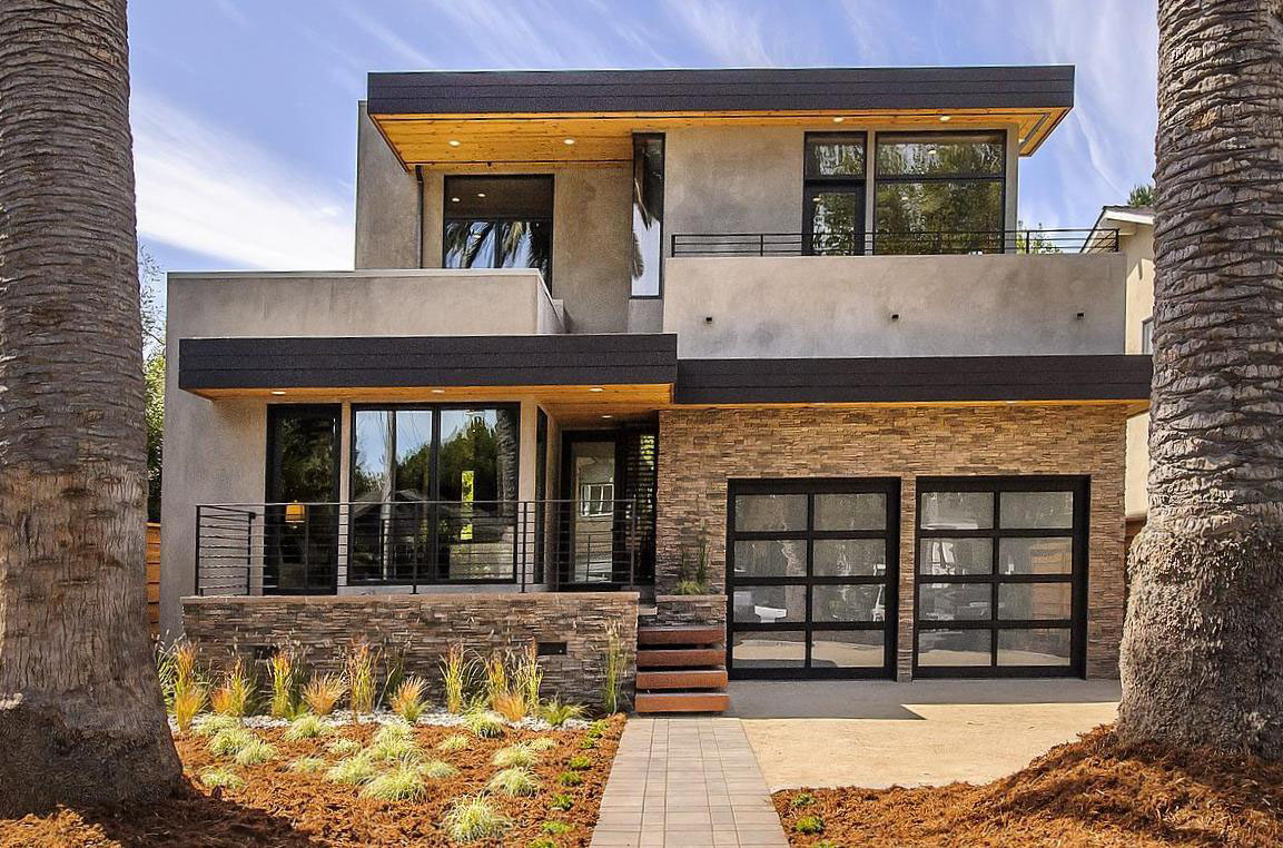 Image of: Attractive Prefab Home Modern