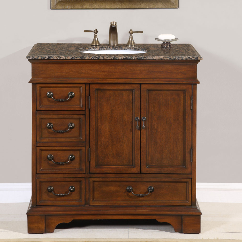 Bathroom vanity cabinets furniture
