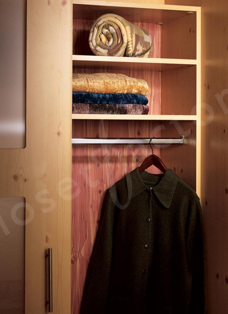 Picture of: Cedar Closet Minimalist
