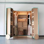 Cleverly Designed Walk In Closets