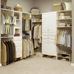 Closet Organization Ideas white color