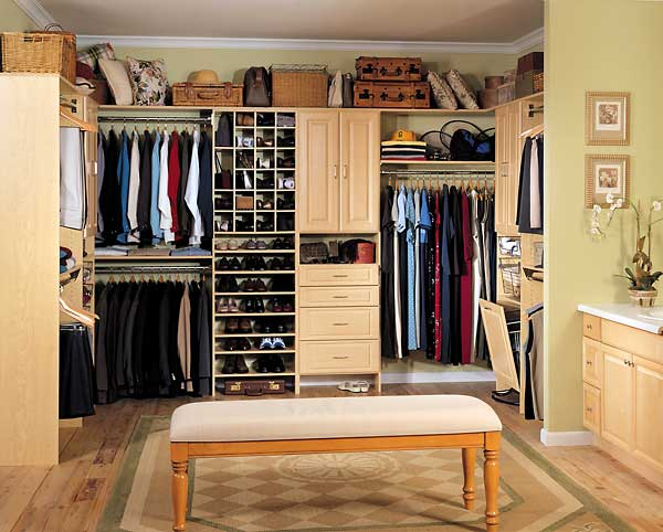 Image of: Closet organizing ideas elegan modern images