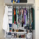 Closet organizing ideas luxury  small image