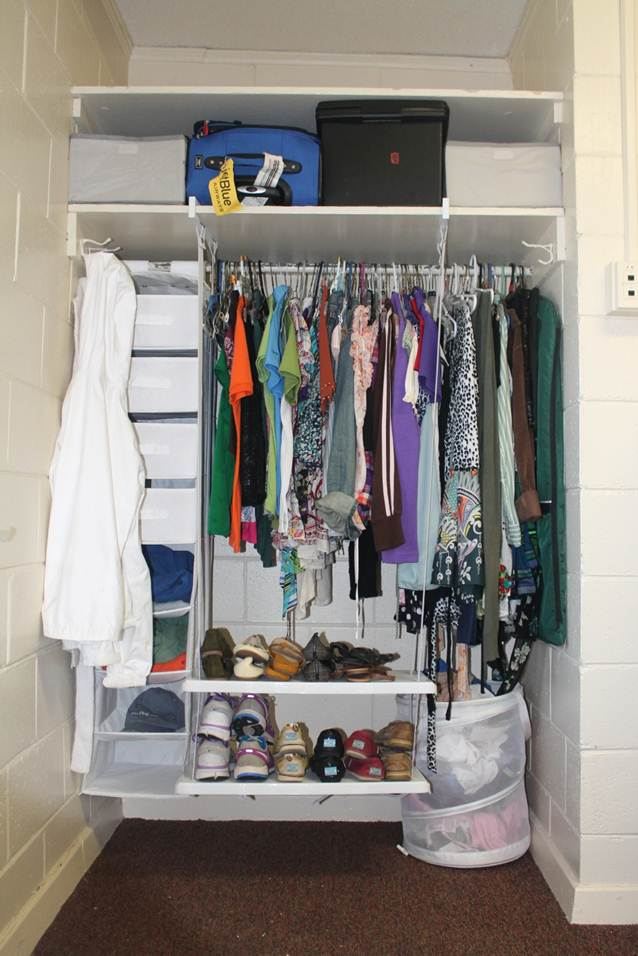 Image of: Closet organizing ideas luxury  small image