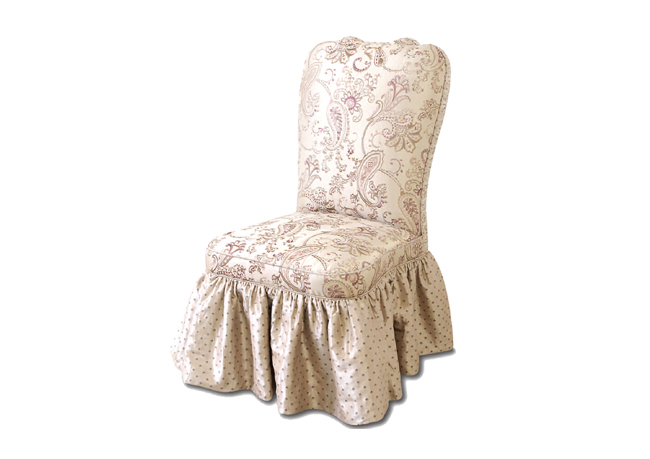 Image of: Diannas vanity chair