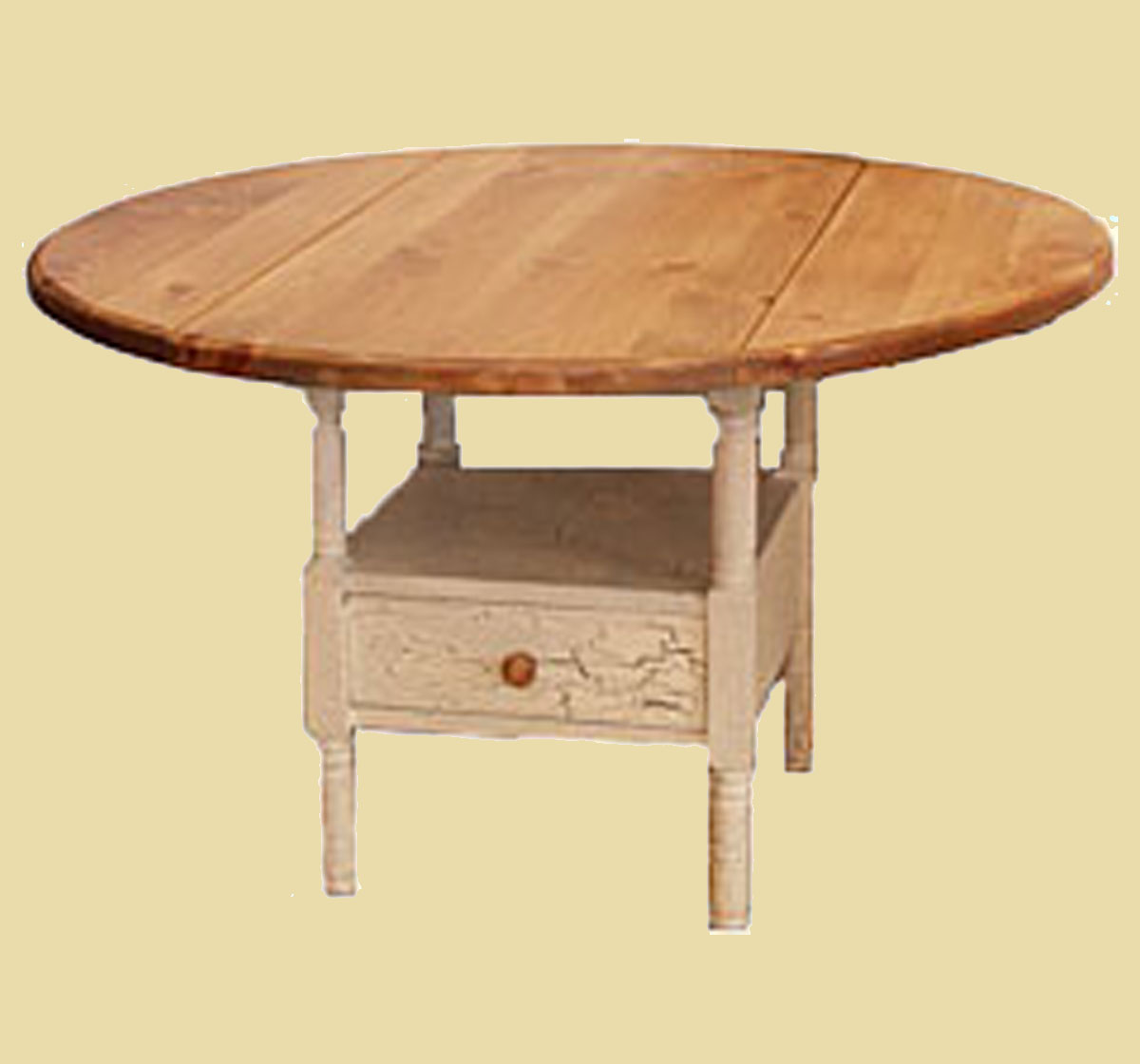 Image of: Drop Leaf Table