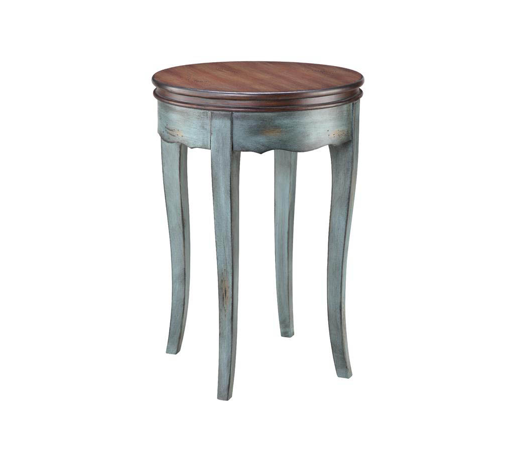 Image of: Hartford Round Accent Table