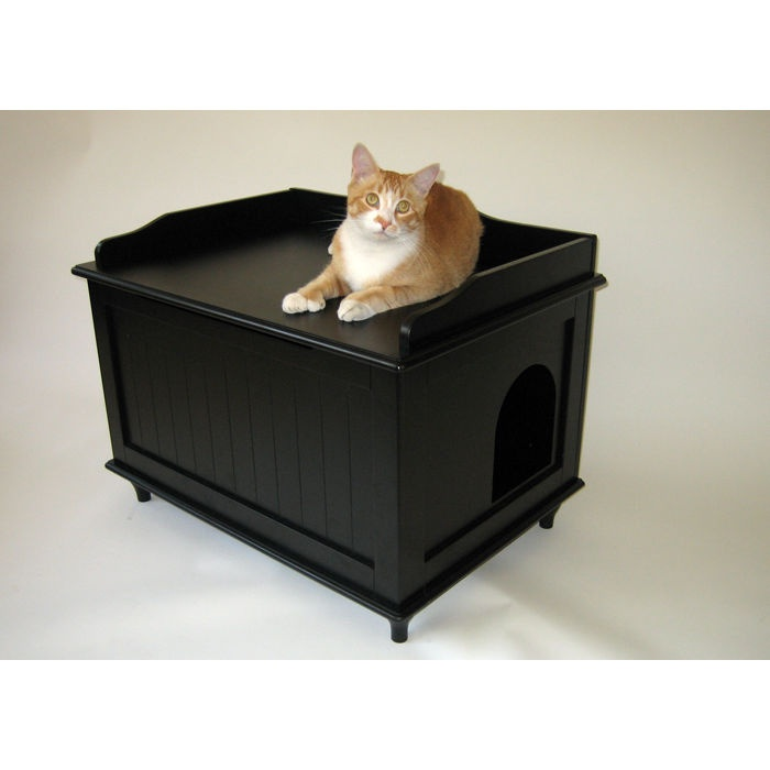 Image of: Litter Box Enclosure Image