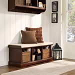 Master Entryway Storage Bench