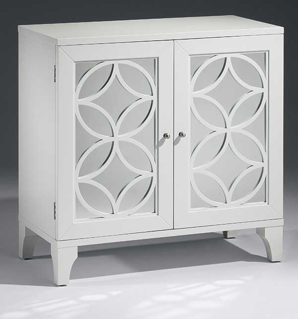 Image of: Mirrored Cabinet Image