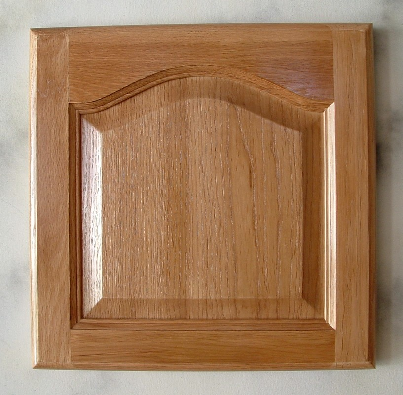 Image of: Oak cabinets door