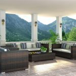 Outdoor  Rattan Furniture Ideas