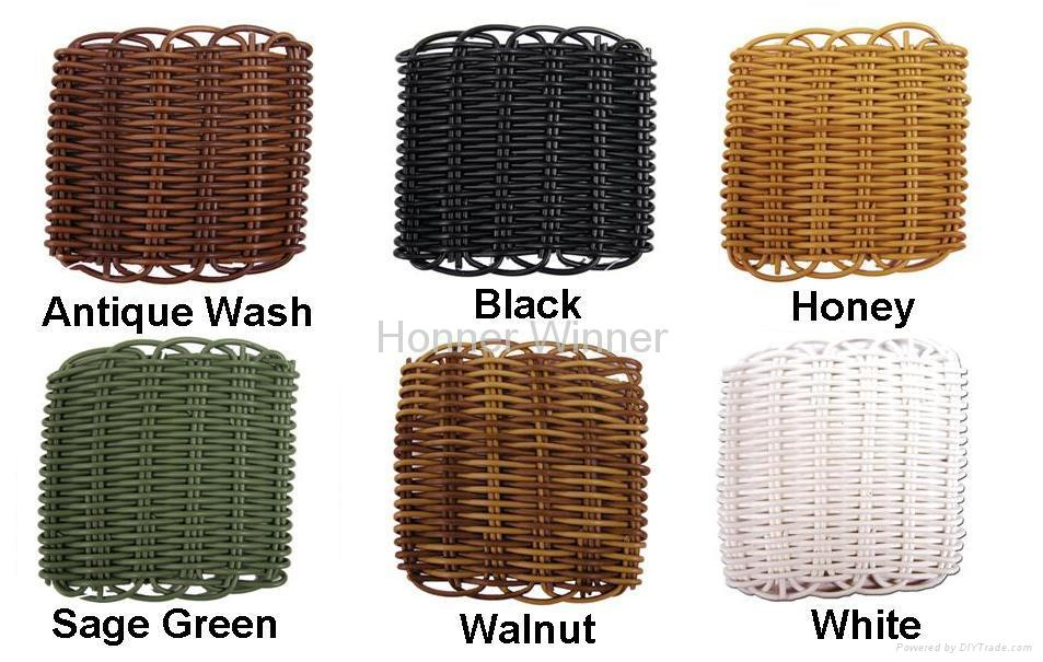 Image of: Rattan Furniture Inspiration for the Outdoor