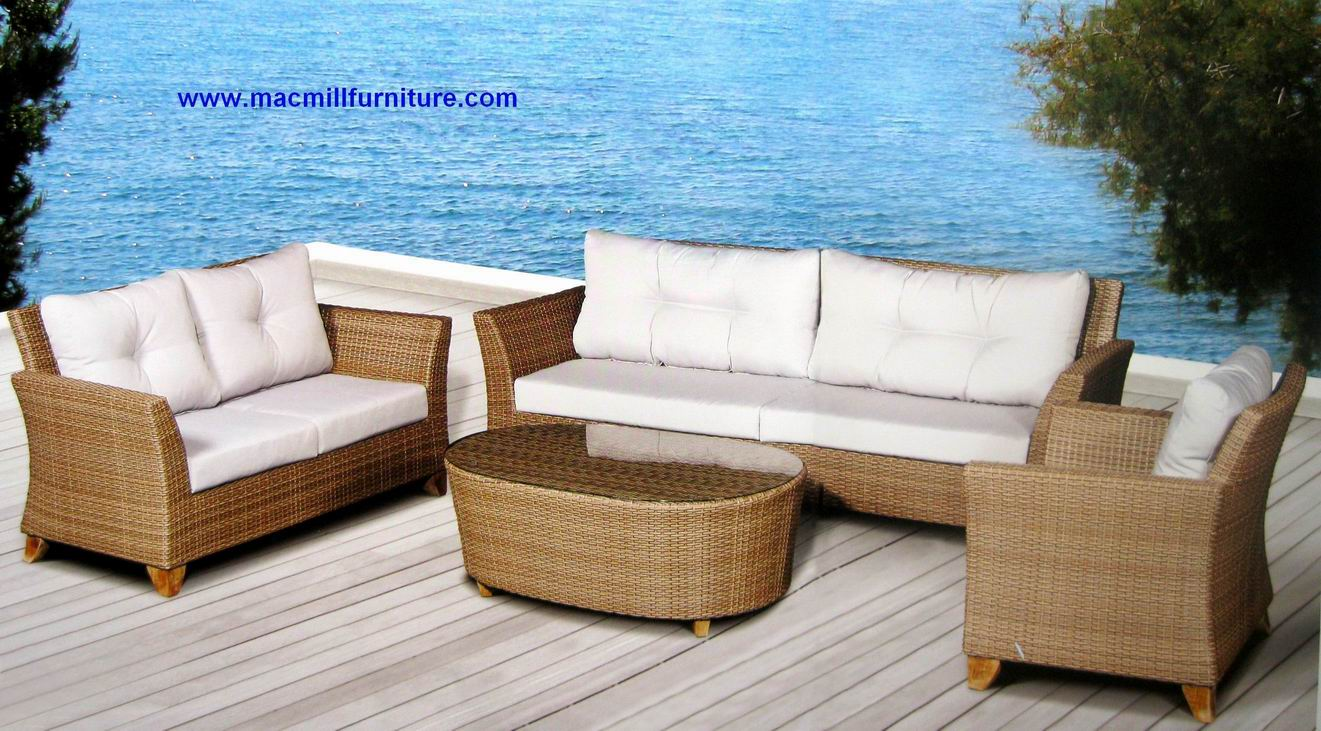 Picture of: Rattan Furniture Set