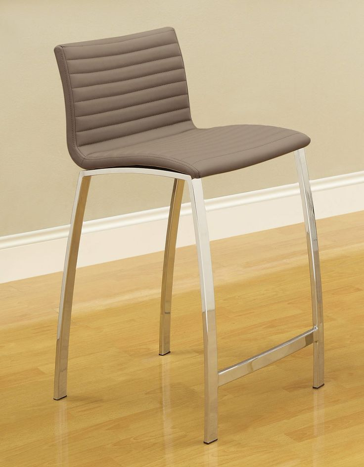 Picture of: Ribbed Counter Height Stool