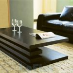 Simple contemporary coffee tables