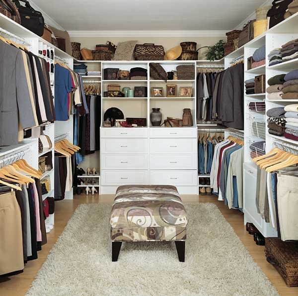 Image of: The importance of walk in closets