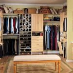 The walk in closets Design ideas