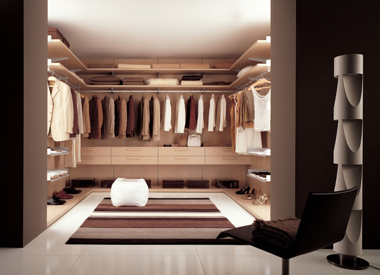 Image of: Wardrobes walk in closets
