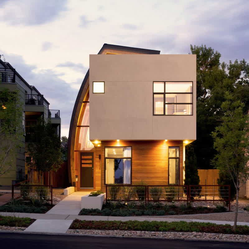 architecture exterior appealing modern prefab homes