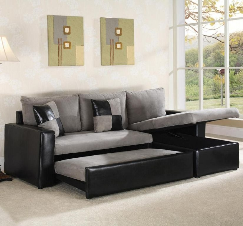 Image of: best gray sectional sofa