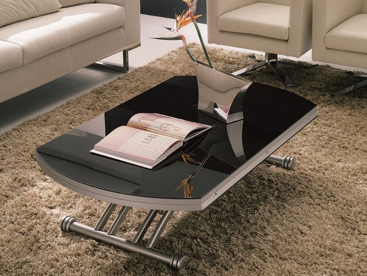 Contemporary Coffee Tables Glass