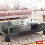 contemporary coffee tables models