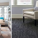 dark modern rugs color