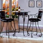 elegant bistro table set ideas