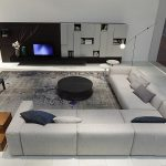 fascinating gray sectional sofa