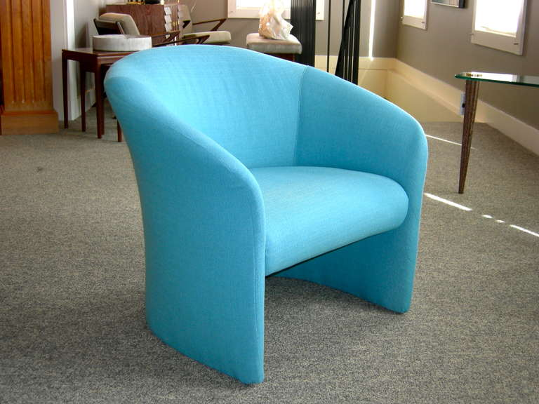 Image of: great ideas for blue accent chair