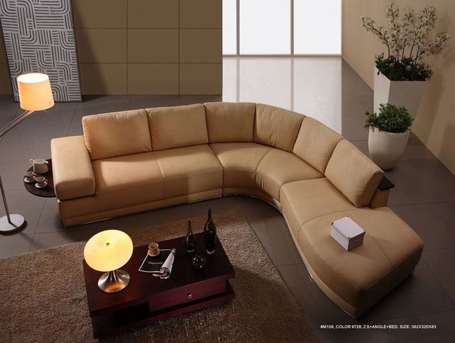 Picture of: high end living room sectionals