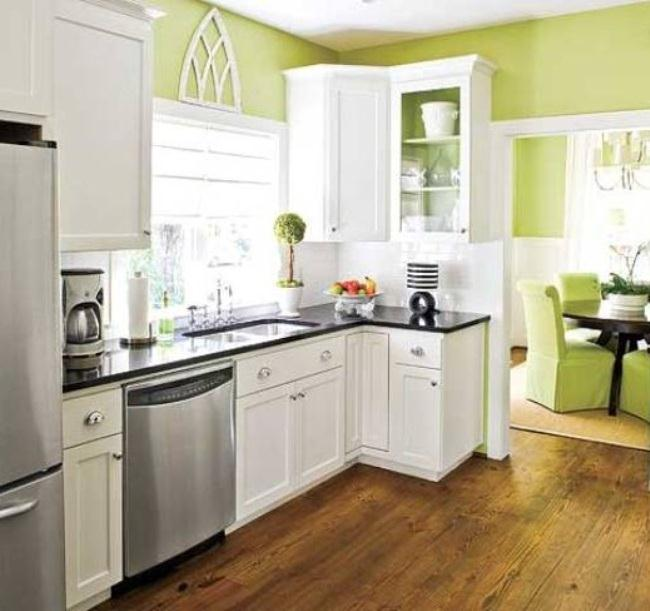 Image of: ideas painting kitchen cabinets guide