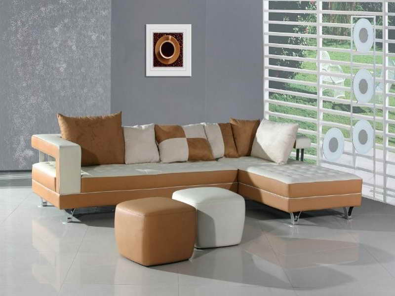 Image of: image of living room sectionals