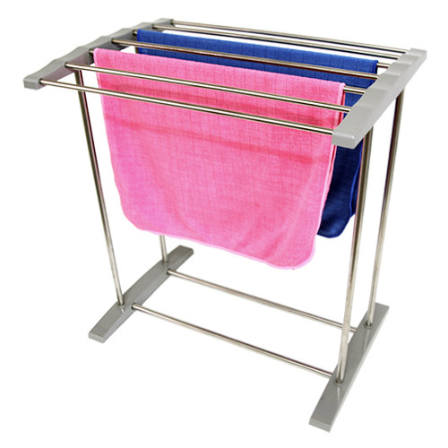 Image of: indoor laundry drying rack