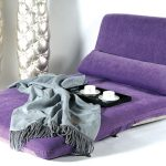 Lovely Purple Couch