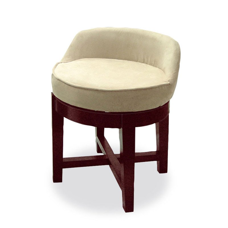 Image of: master vanity chair