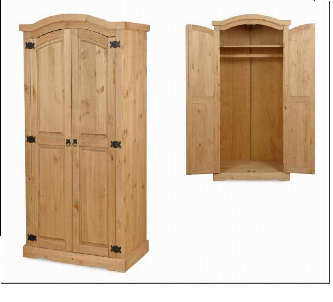 Picture of: mexican pine armoire