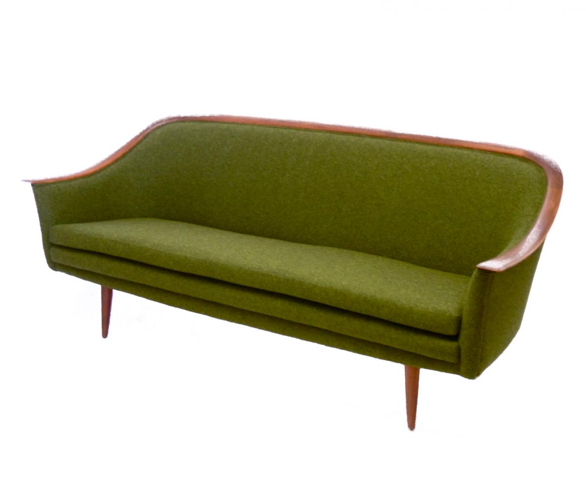 Image of: mid century sofa picture