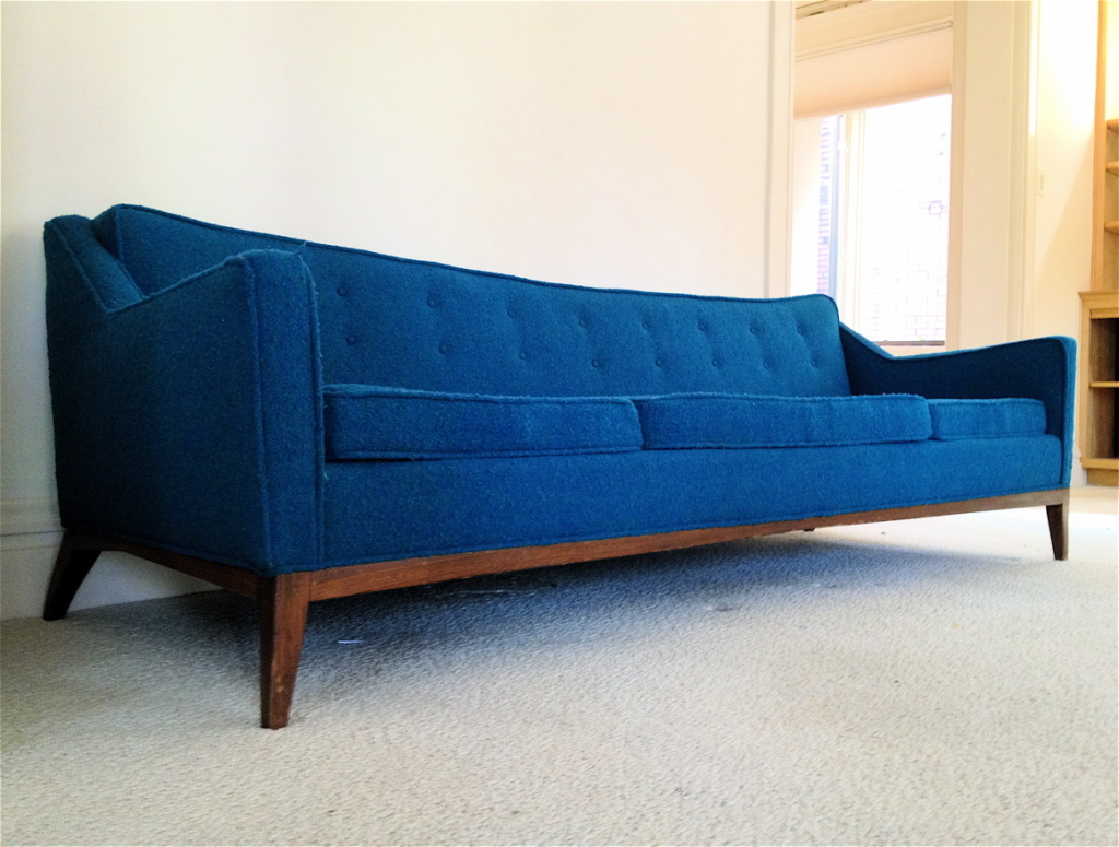 Picture of: mid century sofa