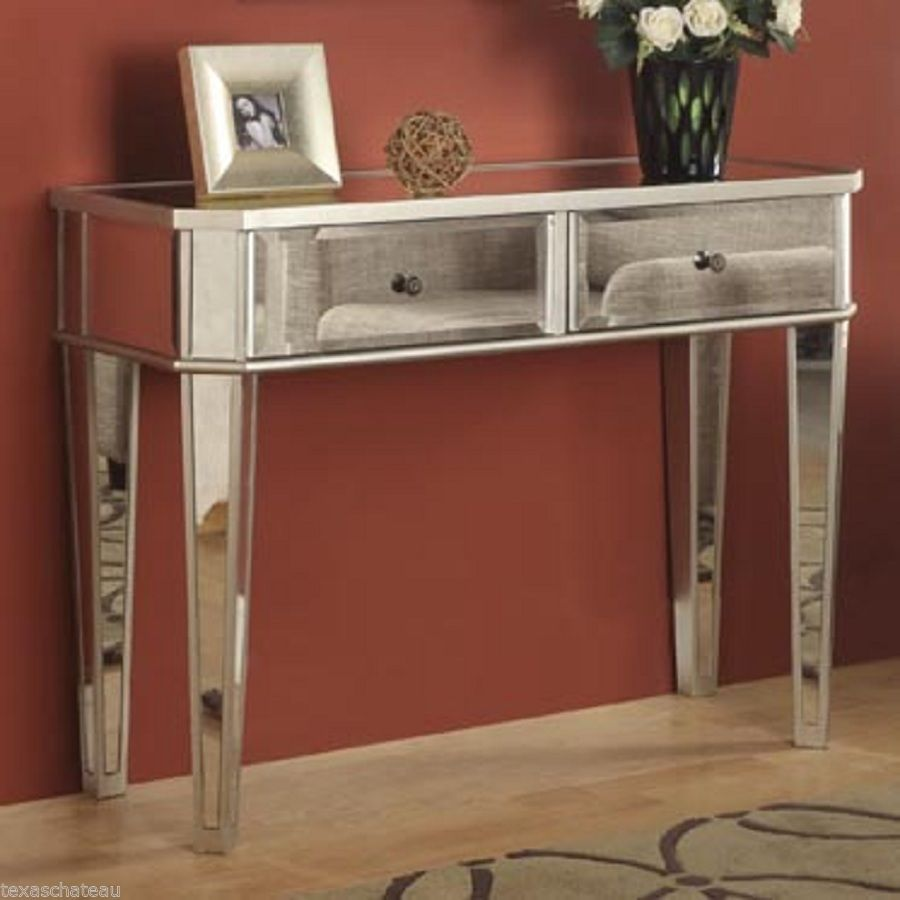 Picture of: mirrored vanity table picture