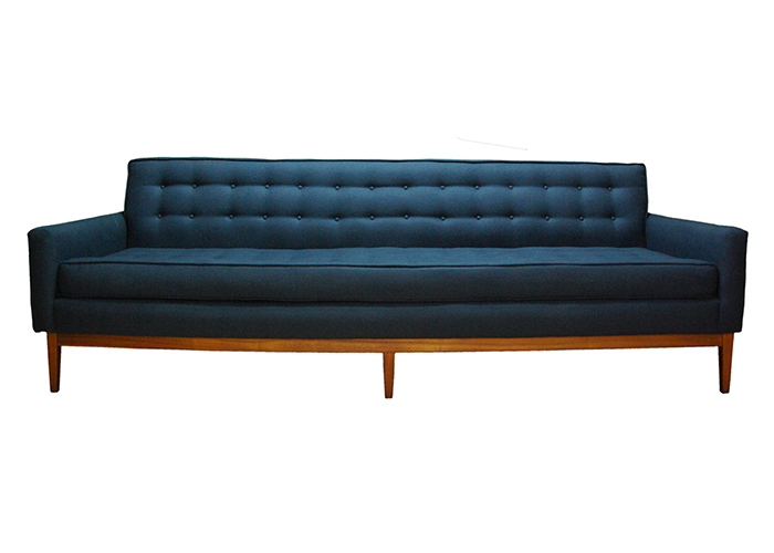 Picture of: modern mid century sofa