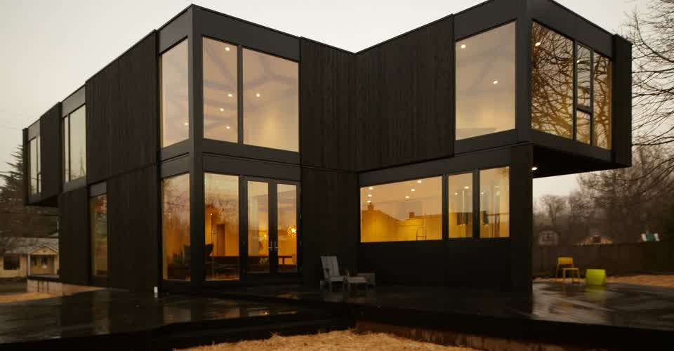 Image of: modern modular homes prefab