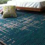modern rugs color