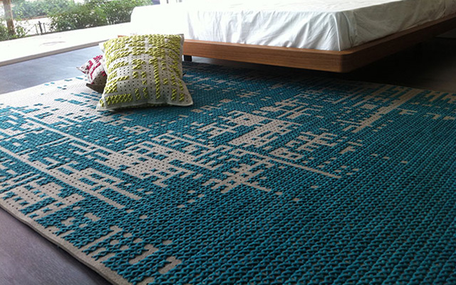 Image of: modern rugs color