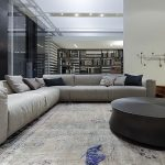 new gray sectional sofa