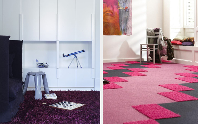 Image of: nice modern rugs