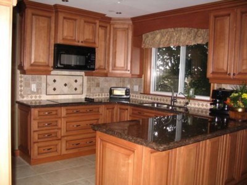 Image of: painting kitchen cabinets guide